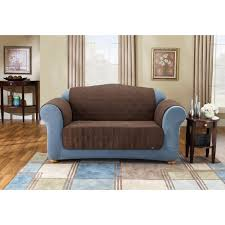 T Cushion Sofa Slipcovers Walmart by Madison Sofa Pet Protector Hayneedle