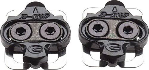 Exustar C03F SPD Multi Release Cleats Pedals