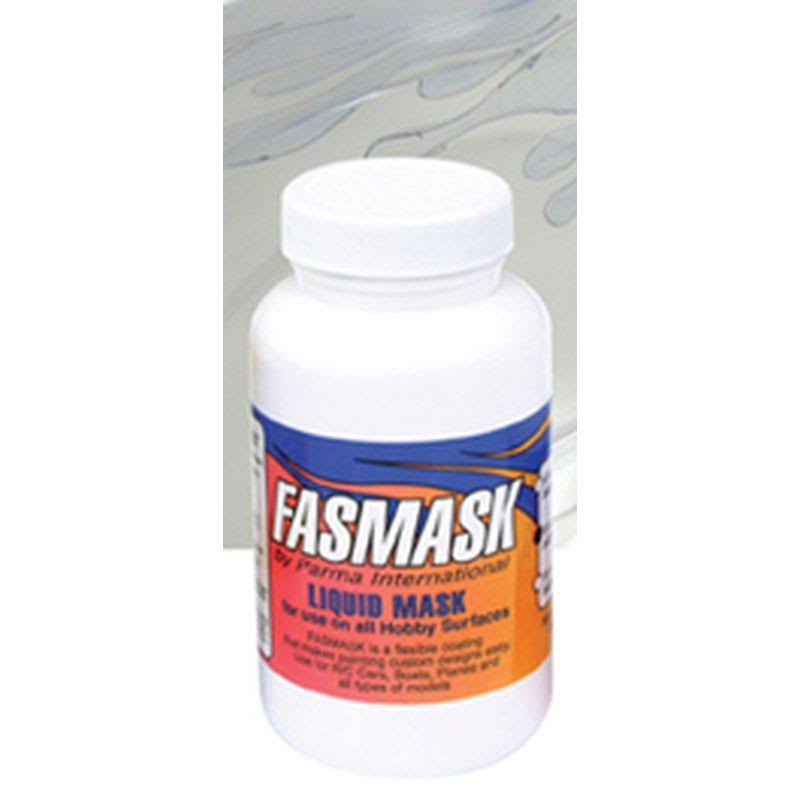 Parma Faskolor Liquid Paint Mask - 8oz