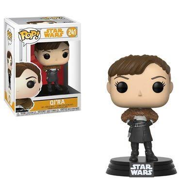 Funko Pop Star Wars Solo Qi'Ra Vinyl Figure - 10cm