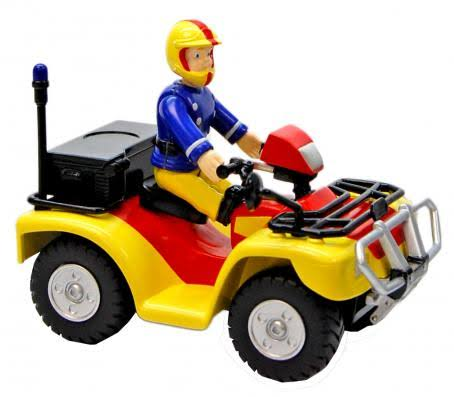 Fireman Sam Quad Bike Play Set