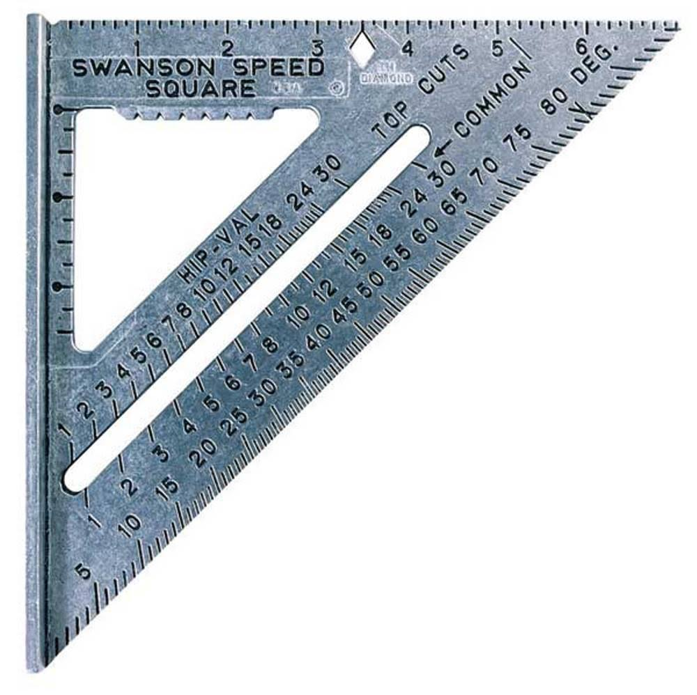 Swanson Tool Speed Square - Aluminum