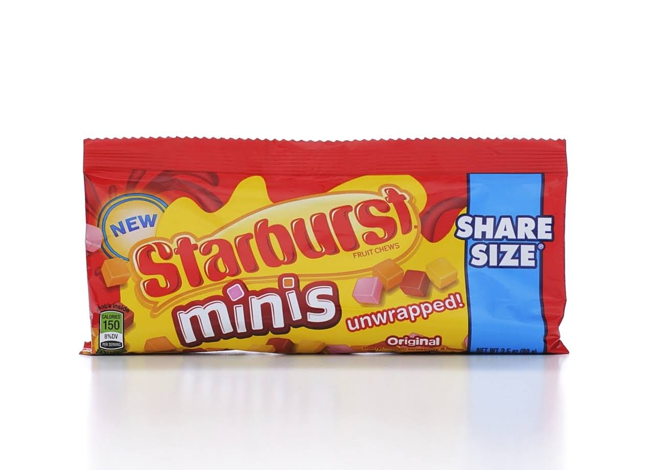Starburst Minis Fruit Chews - 3.5oz