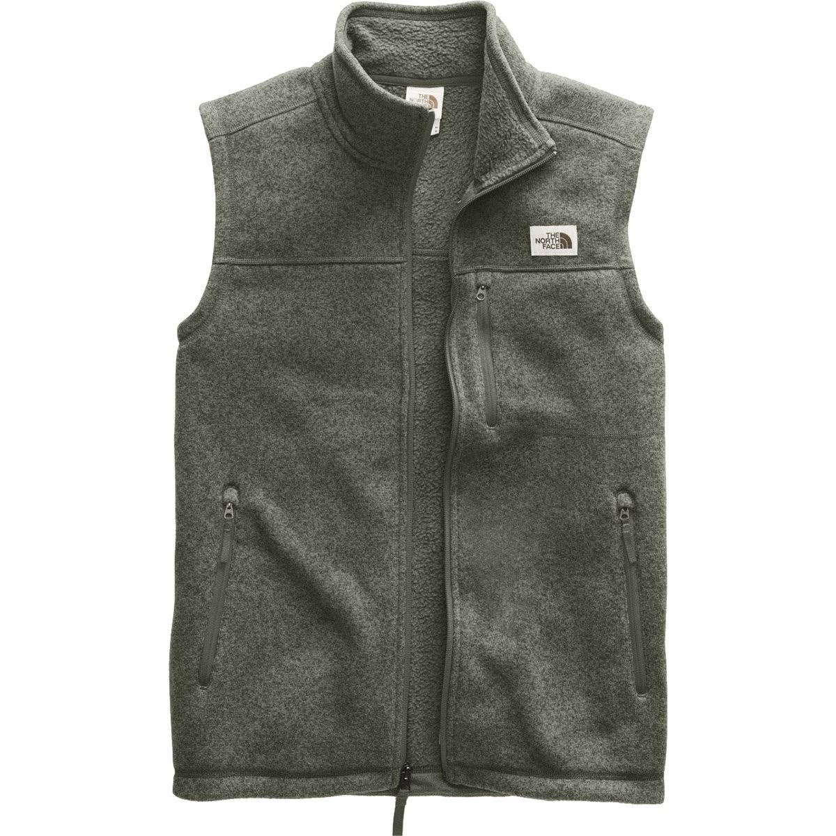 The North Face Gordon Lyons Vest - Men's New Taupe Green Heather / M