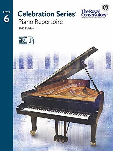 Piano Repertoire Level 6 2015 - Royal Conservatory