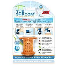 Bathtub Drain Clog Remover by Amazon Com Tubshroom The Revolutionary Tub Drain Protector Hair