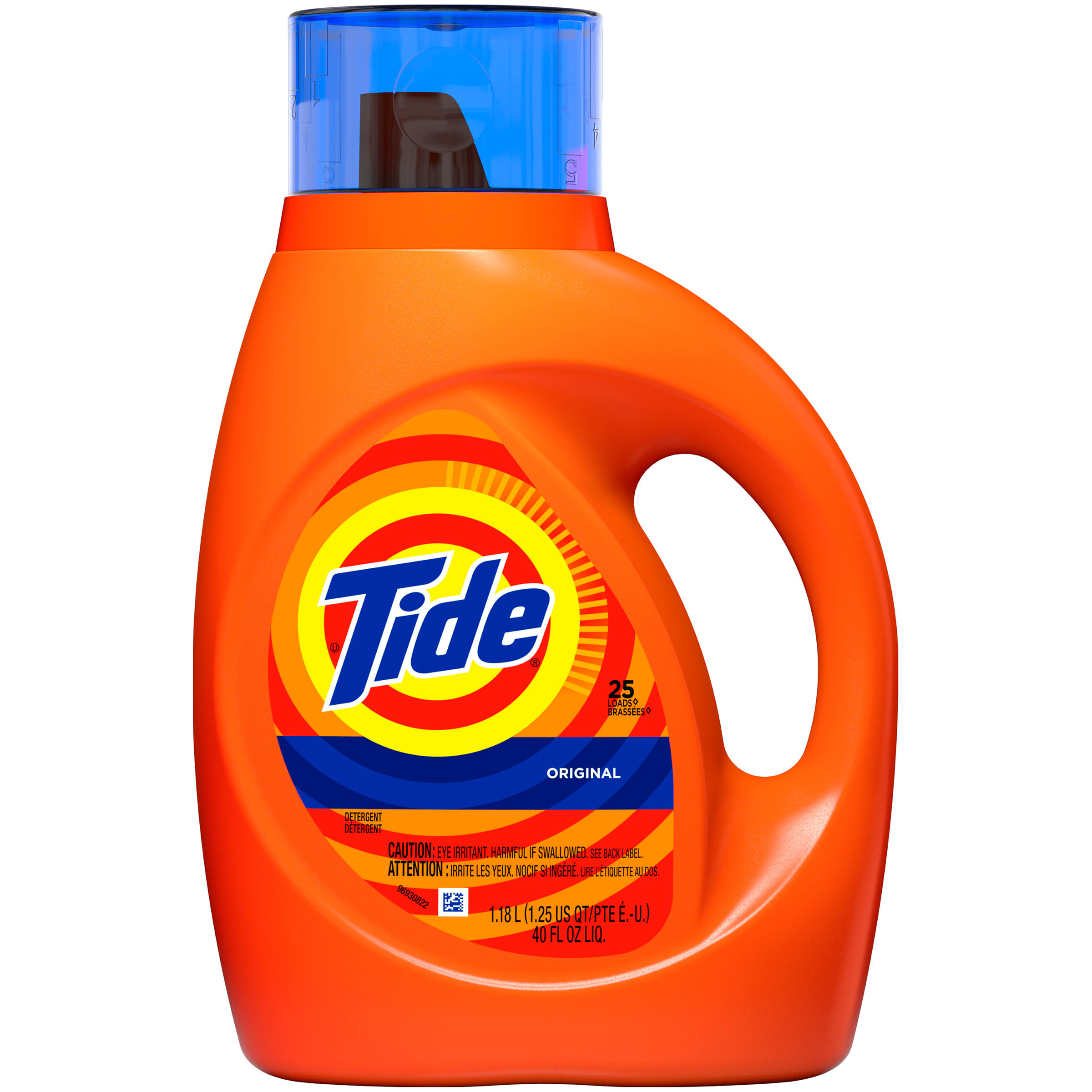 Tide Original Detergent - 40 fl oz, 25 Loads