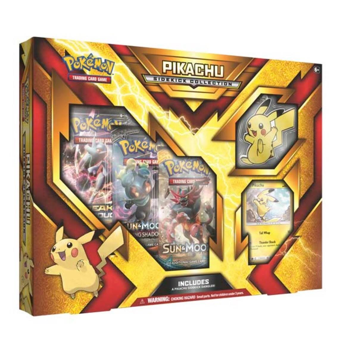 Pokemon Sidekick Collection Pikachu Deck Box