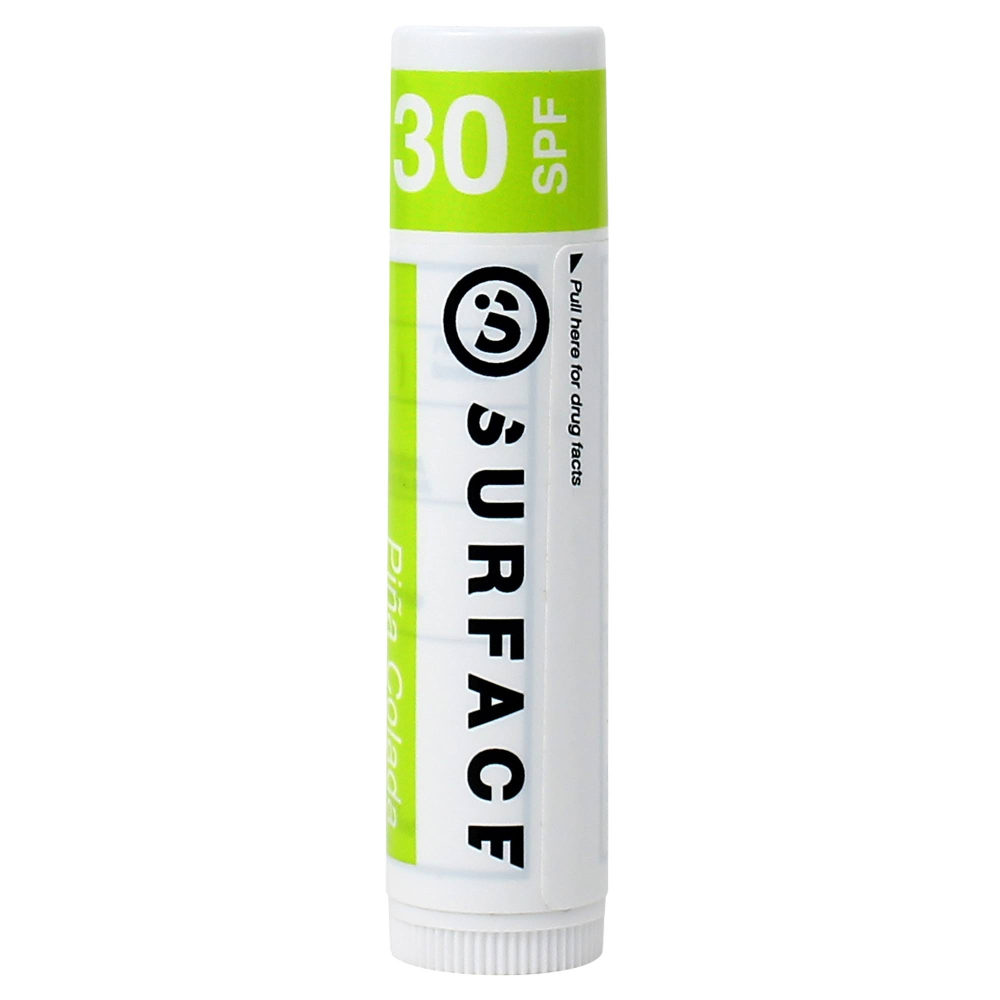 Surface Lip Balm - SPF30 - Pina Colada