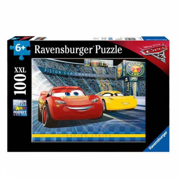 Ravensburger Disney: Cars 3 - 100 Piece Puzzle