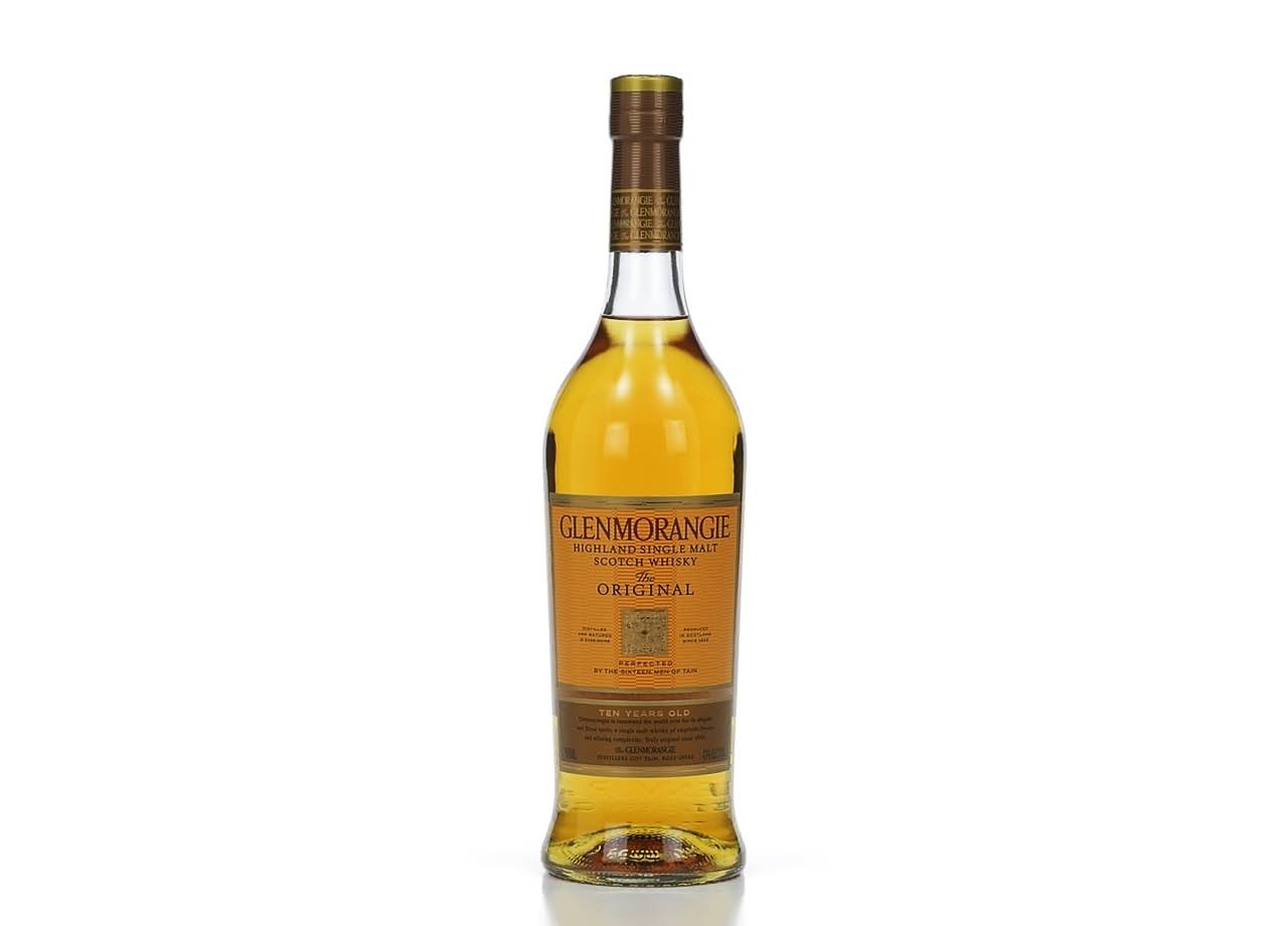 Glenmorangie 10 Year Old Single Malt Scotch - The Original, 750ml