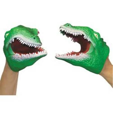 Play Visions Crocodile Big Bite Puppet