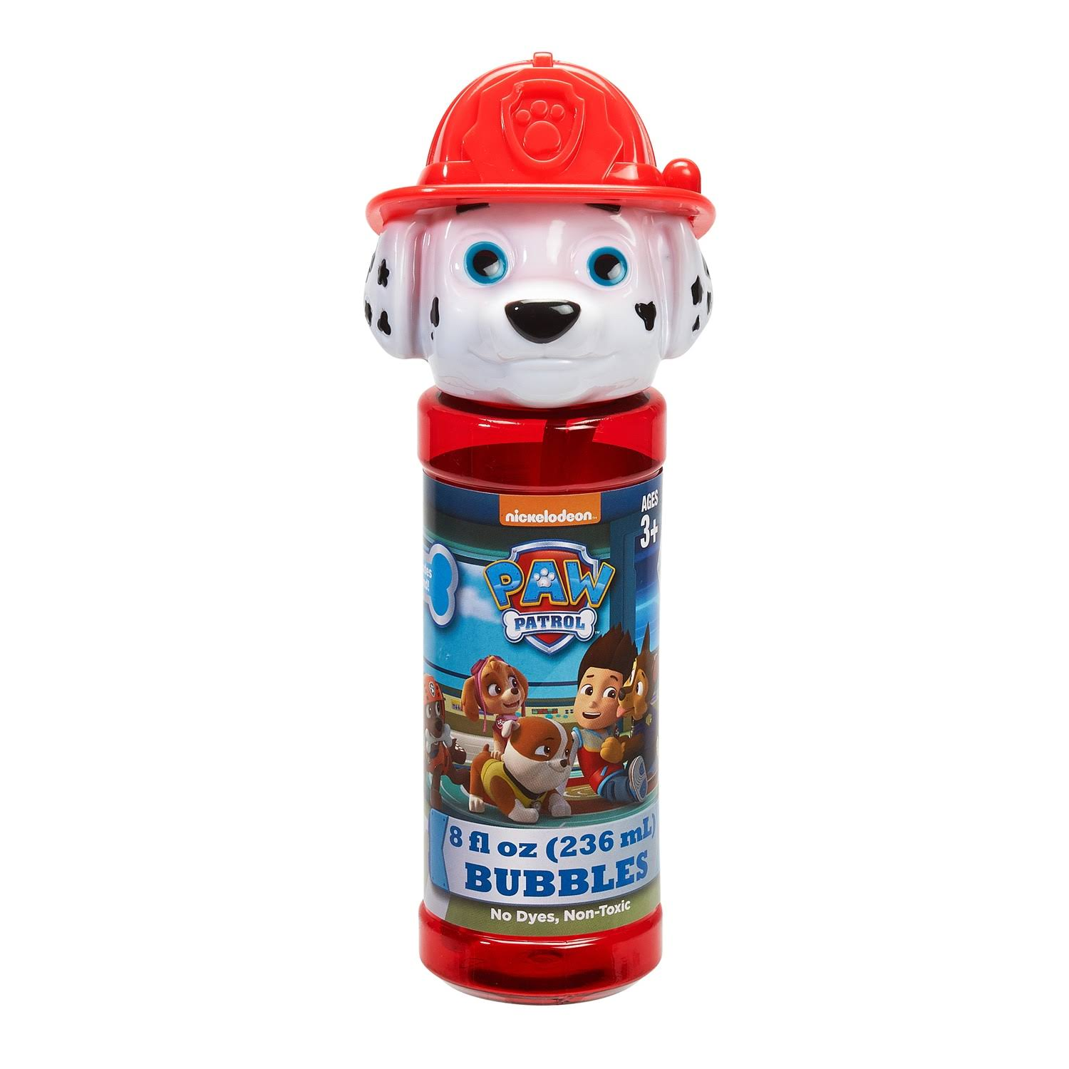 Paw Patrol Marshall Bubbles - 8oz