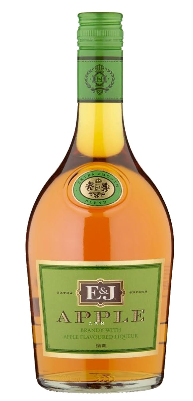 E & J Apple Brandy, 375 ml