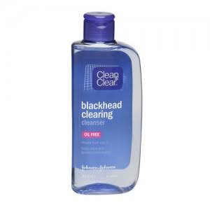 Clean & Clear Blackhead Clearing Cleanser - 200ml