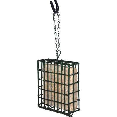 Stokes Select Suet Bird Feeder - 1 Suet Capacity, 3pk