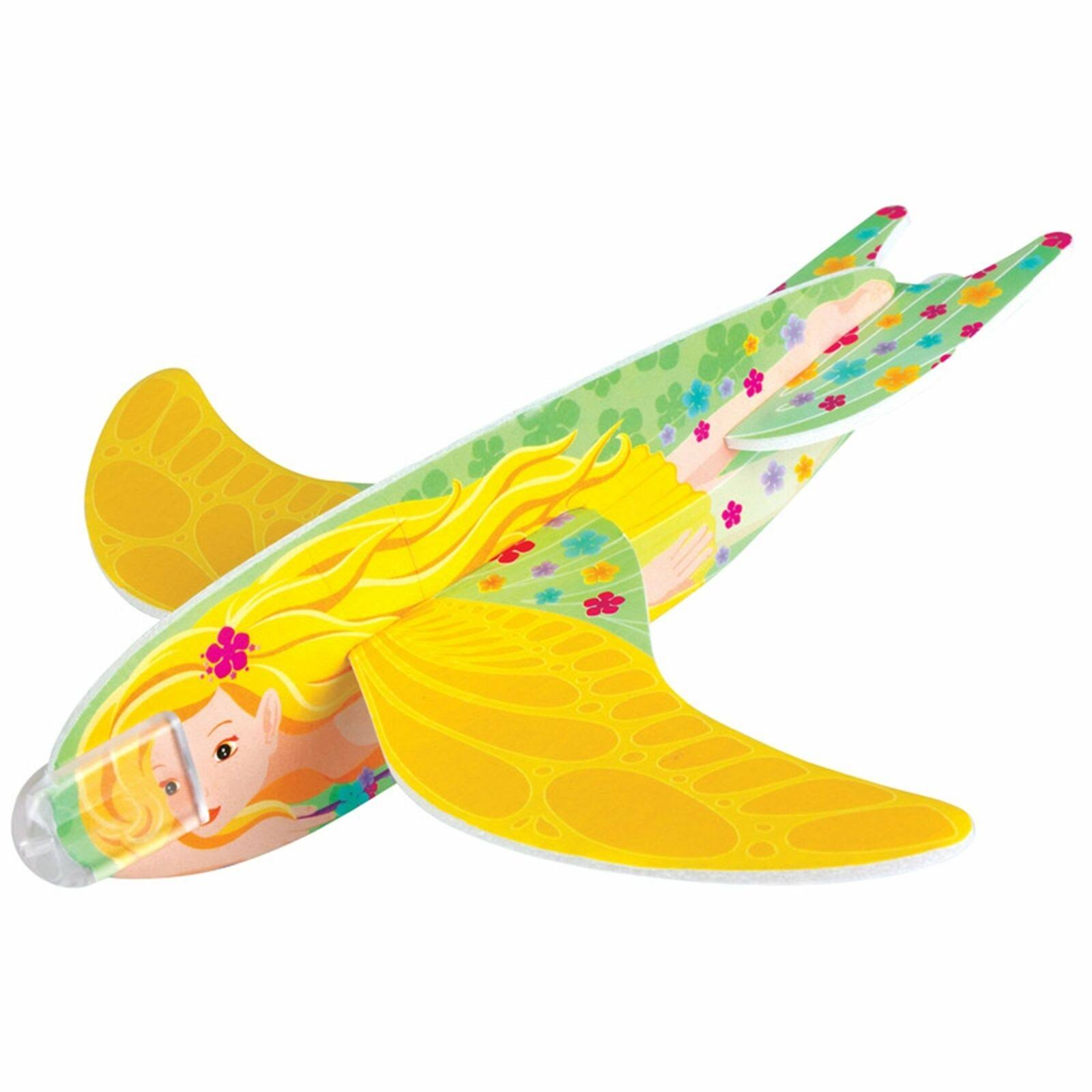 Fairy Poly Aeroplane Glider Toy