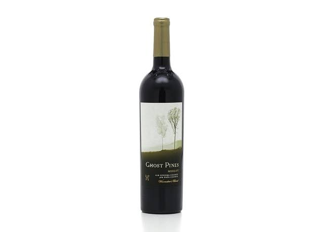 Ghost Pines Winemaker's Blend Merlot