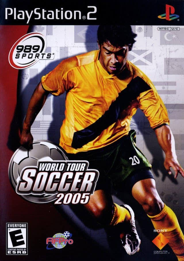 World Soccer Tour 2005 - PS2