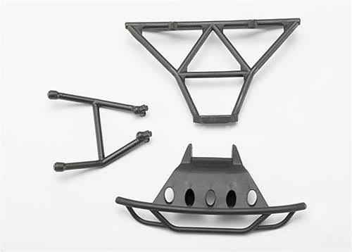 Traxxas 7035 Front and Rear Bumpers - 1/16 Slash