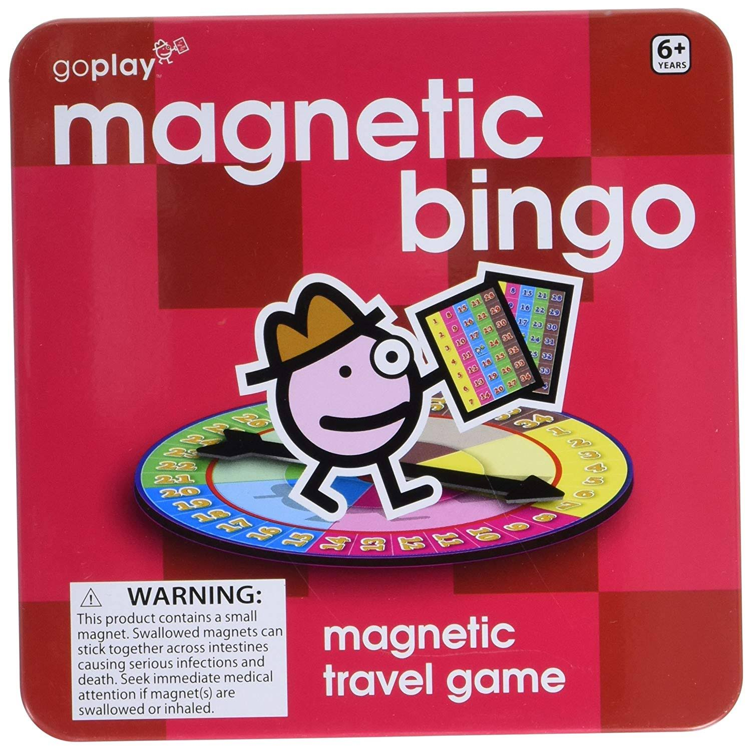 Toysmith Go Play Bingo Playset