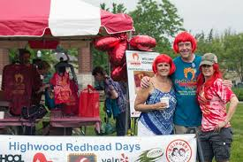 Pumpkin Fest Highwood by Photos We Visited The Only Festival For Redheads In The U S