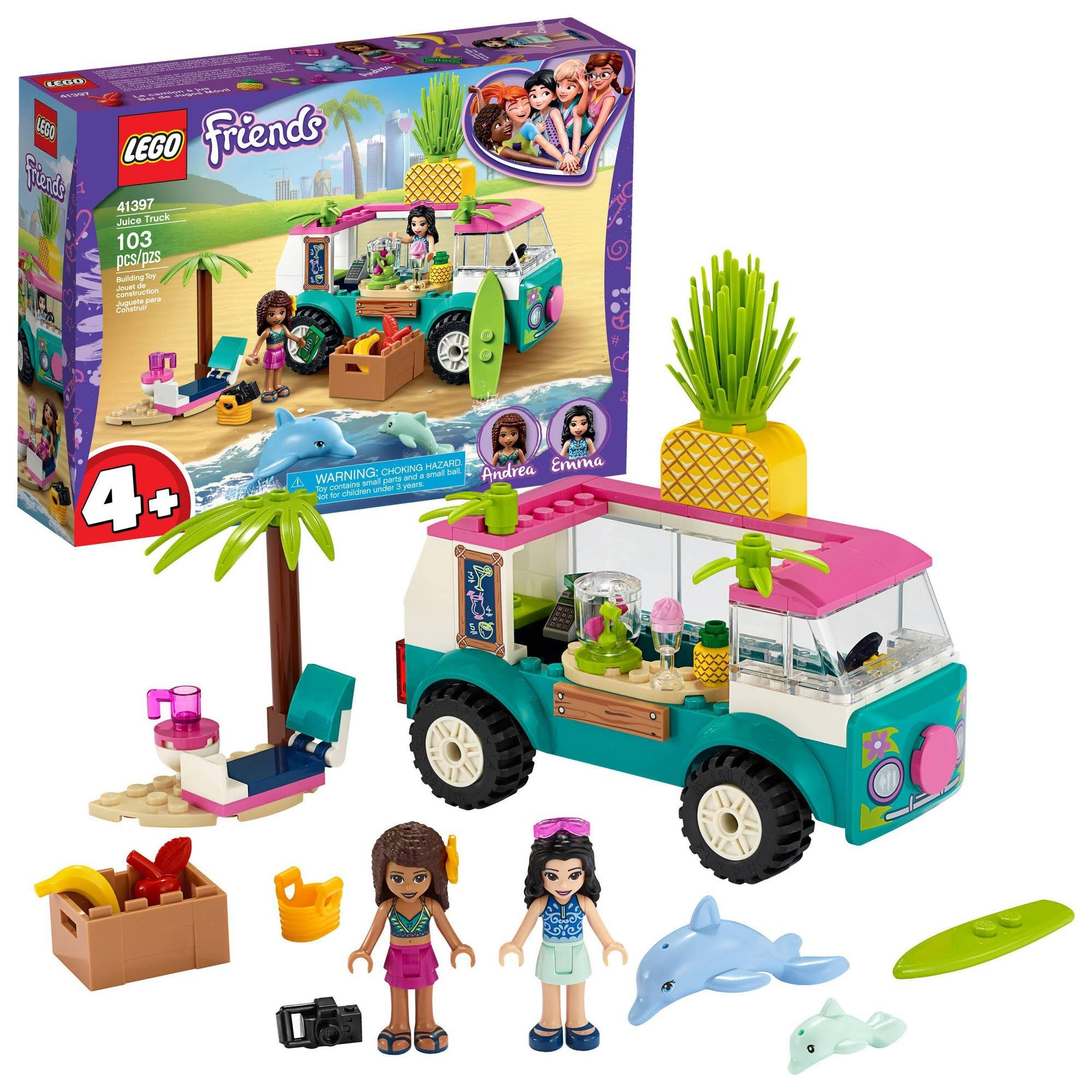 Lego Friends - Juice Truck 41397