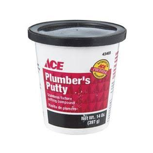 Ace Hardware Plumber's Putty - 14oz