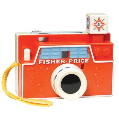 Fisher-Price Changeable Picture Disk Camera