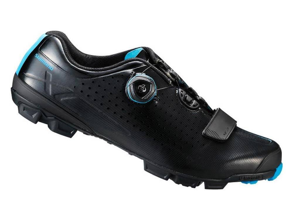 Shimano XC7 SPD Shoes Black 45