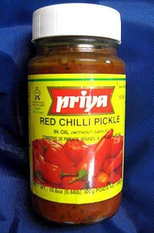 Priya Red Chilli Pickle 300g
