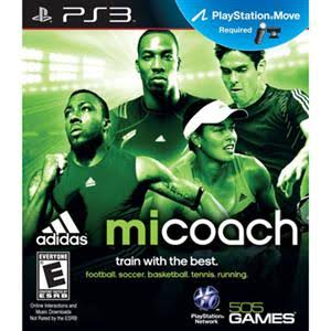 miCoach [PS3 Game]