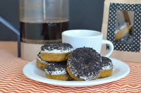 Dunkin Donuts Pumpkin Donut Ingredients by Pumpkin Oreo Donuts