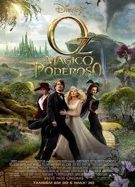 Assistir Oz, Mágico e Poderoso Dublado Online 2013