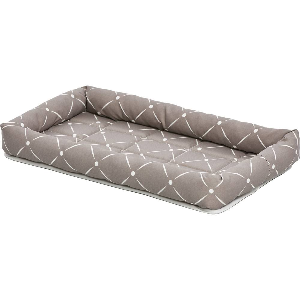 Midwest Homes For Pets Quiet Time Ashton Mushroom Bolster Dog Bed