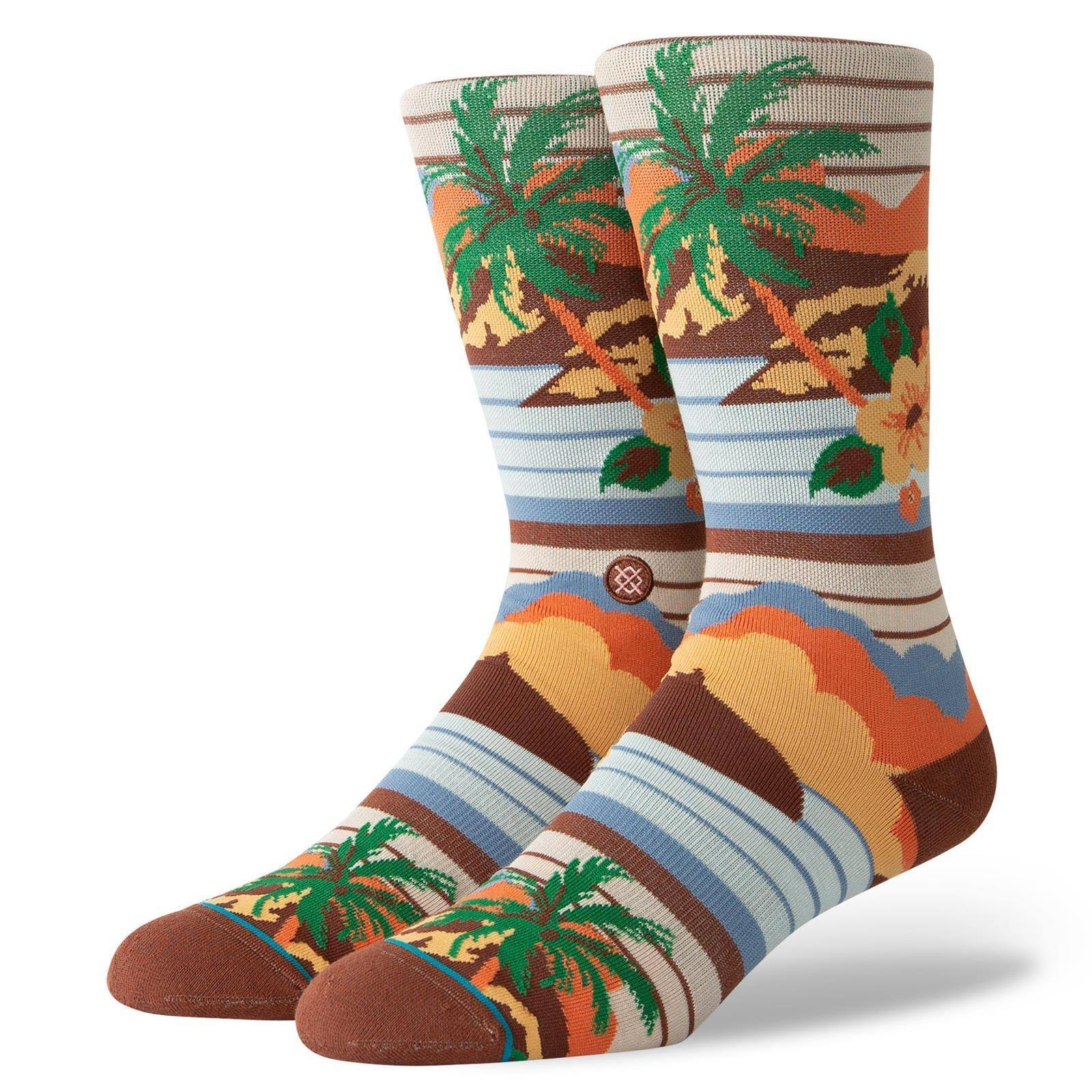 Stance Kekaha Socks - Brown