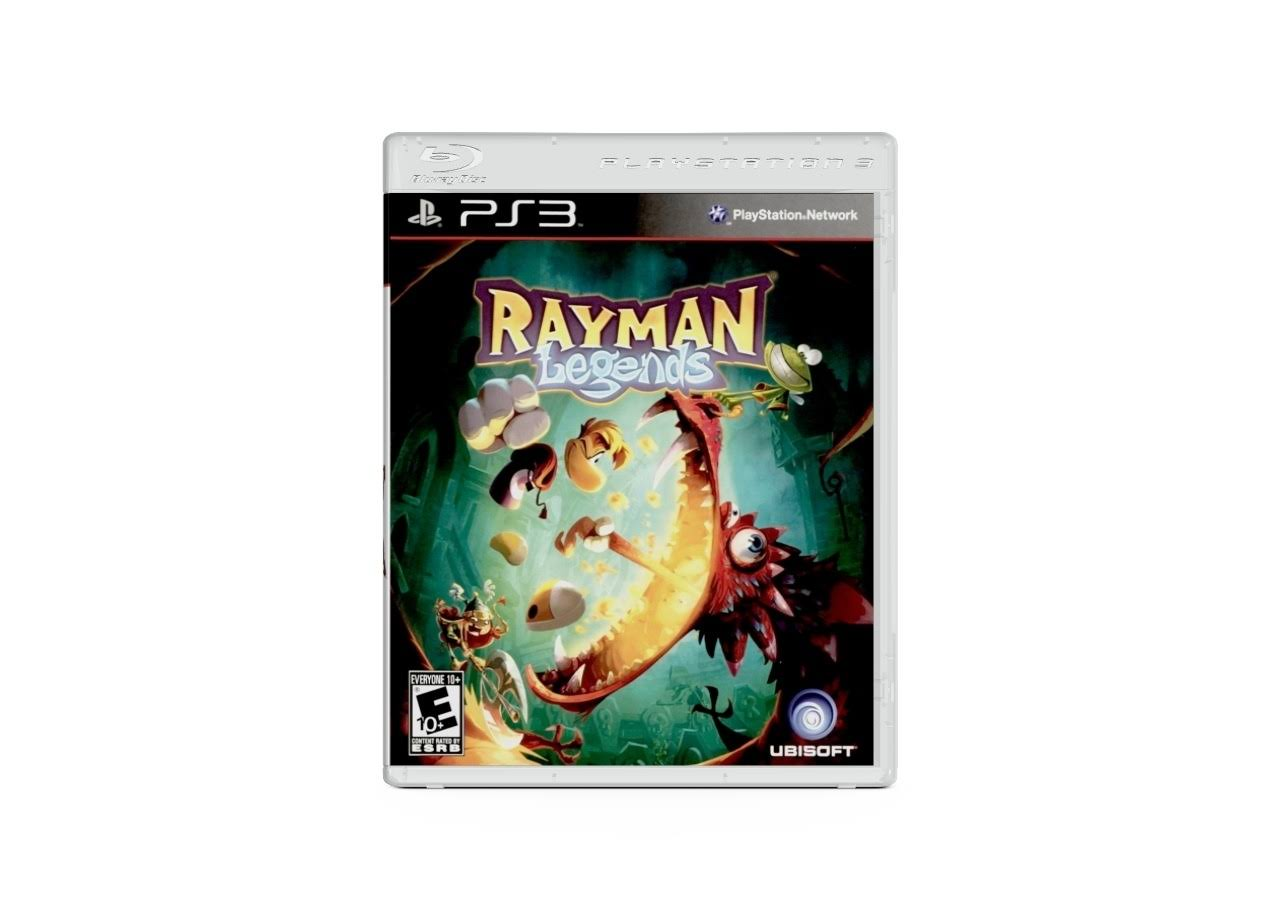 Rayman Legends - Playstation 3