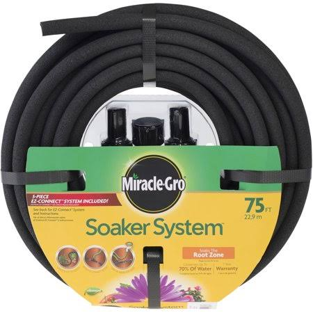 Miracle-Gro Advance Water Hose - 3/8in x 75ft