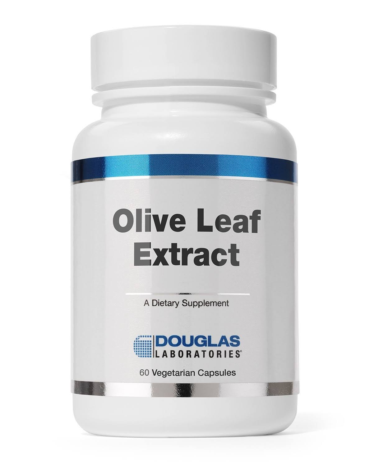 Douglas Olive Leaf Extract 120 Capsules