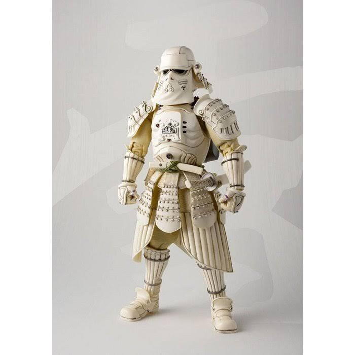 Star Wars: Kanreichi Ashigaru Snow Trooper Meisho Movie Realization Figure
