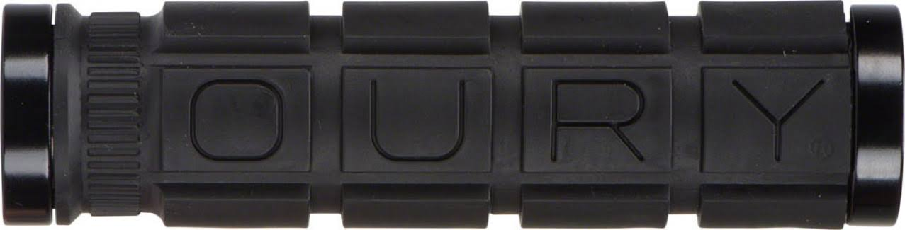 Oury Lock-On Grips Black