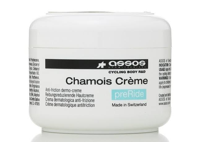 Assos Chamois Creme - 4.73oz, Bicycle Cycling Skin Friction Reduce