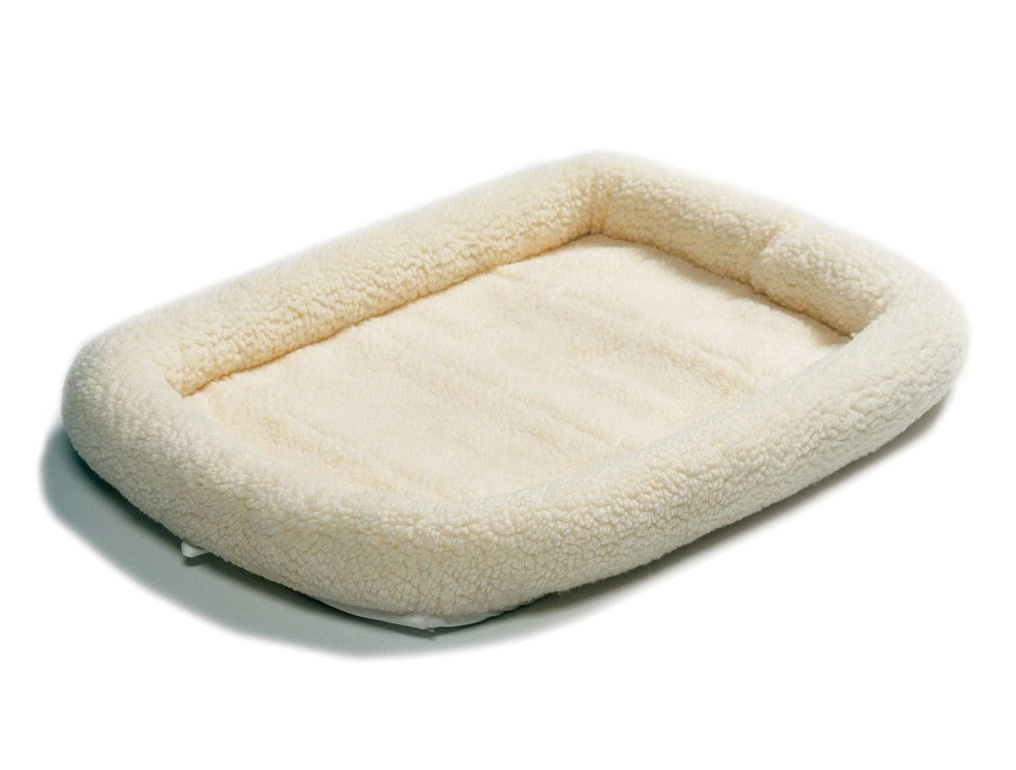 Midwest Pets Quiet Time Fleece Pet Bed - 48 x 30 in