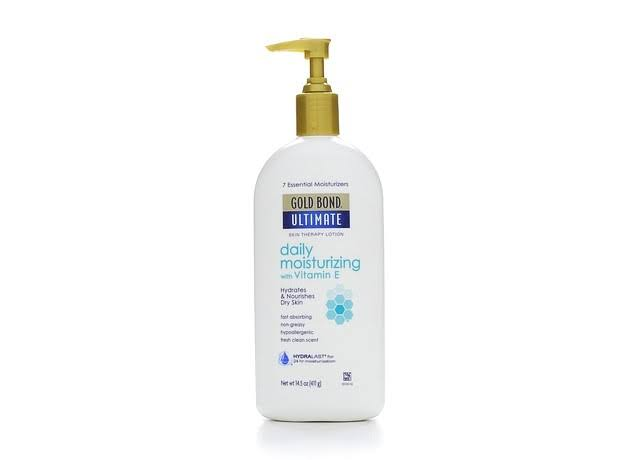 Gold Bond Ultimate Daily Moisturizing Lotion - 14.5oz