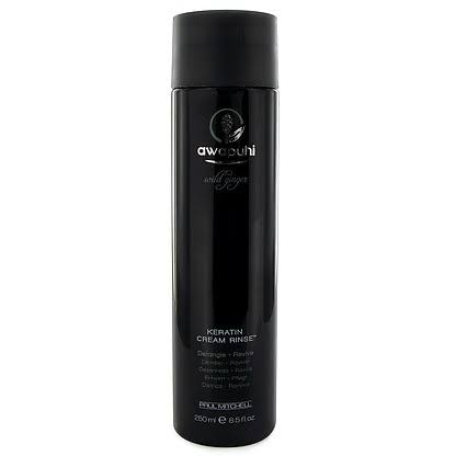 Paul Mitchell Awapuhi Keratin Cream Rinse - Wild Ginger, 250ml