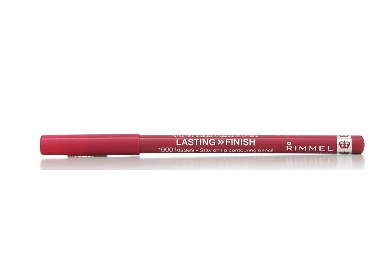 Rimmel London Lasting Finish 1000 Kisses Lip Liner - 004 Indian Pink