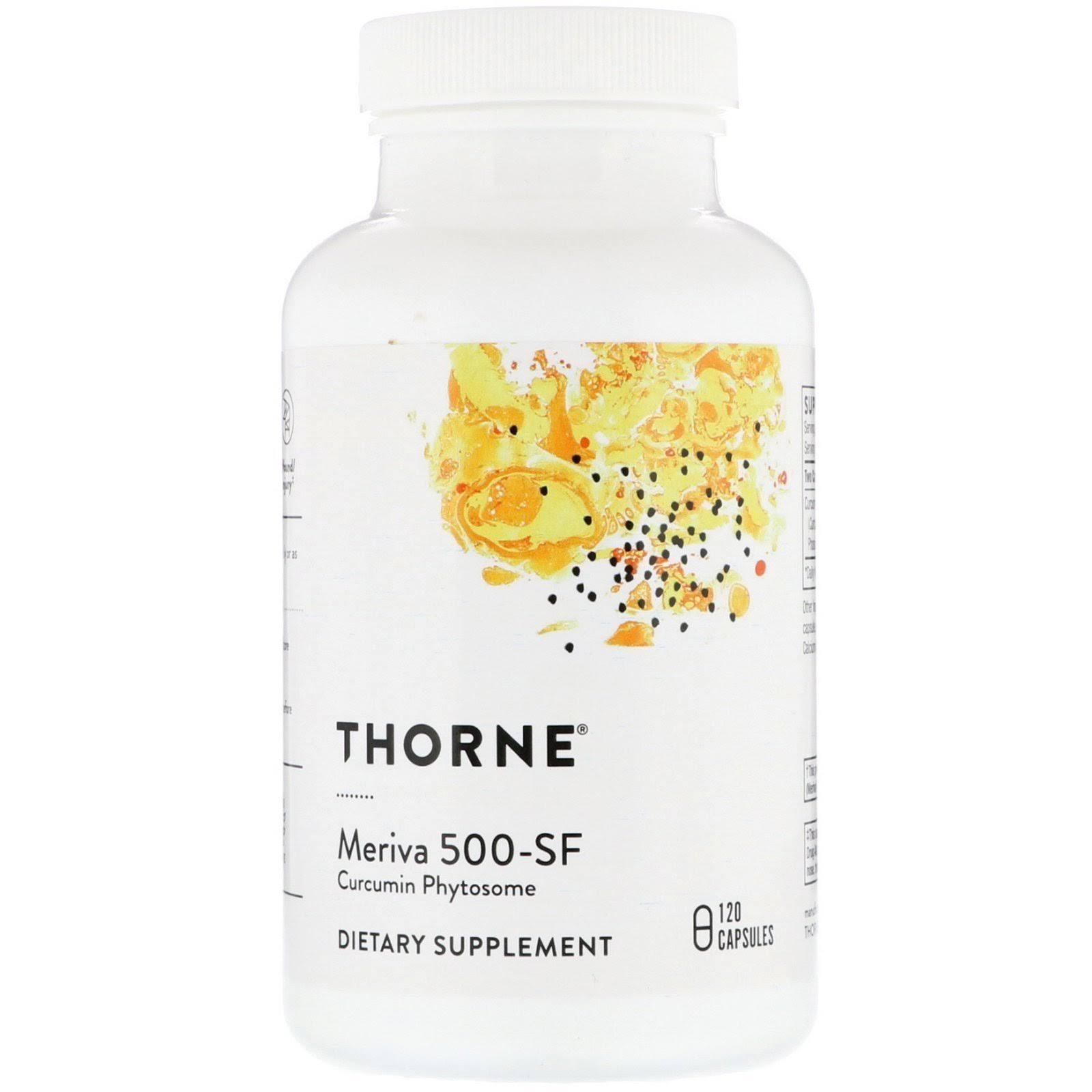 Thorne Research Meriva 500-sf Soy Free Supplement - 120ct