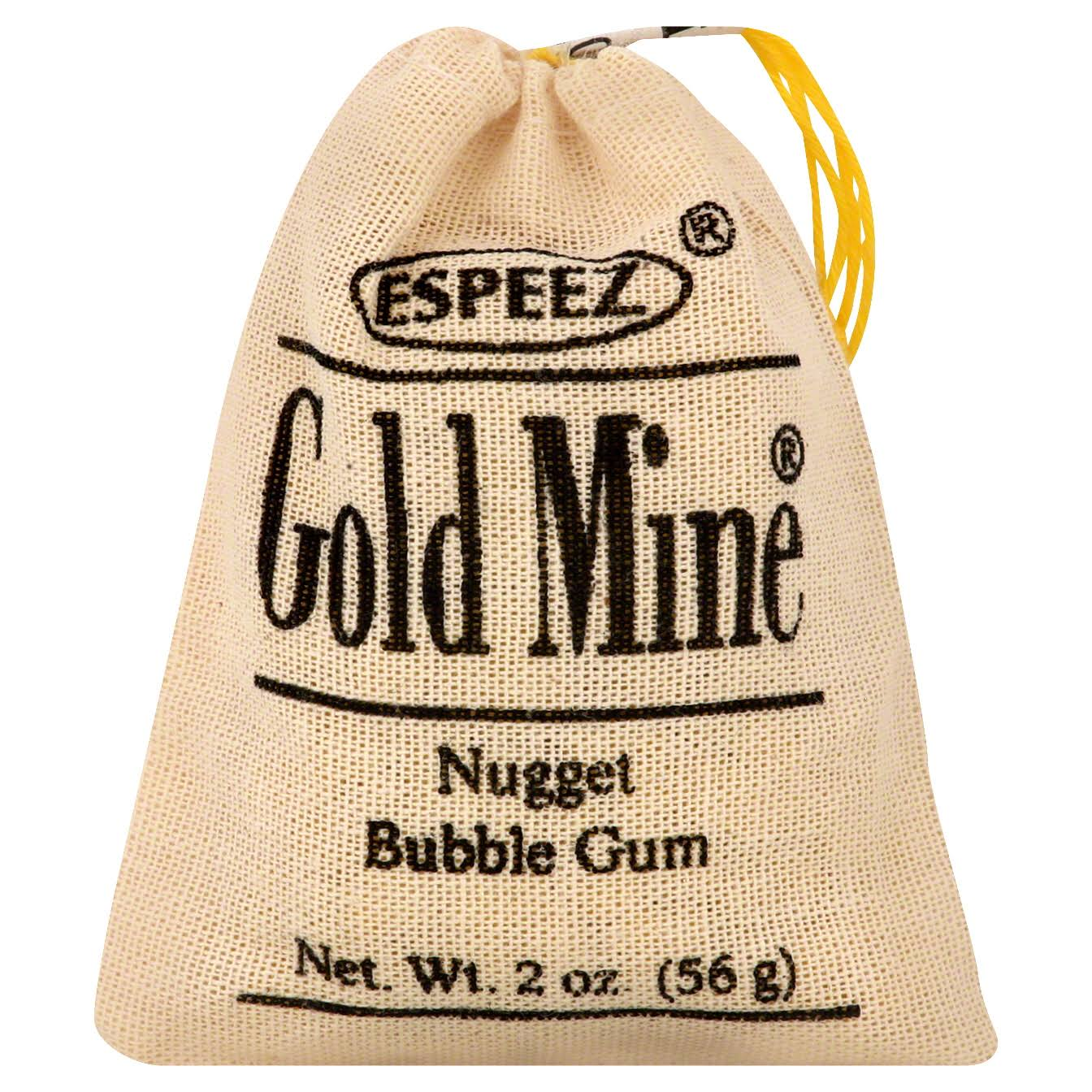 Bubble Gum - Nugget, 2oz