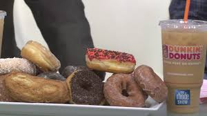 Dunkin Donuts Pumpkin Donut Ingredients by Dunkin U0027 Donuts Rolls Out New Maple Items Youtube