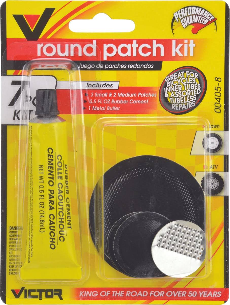Victor 22-5-00405-8 Round Tire Patch Kit